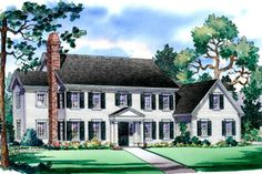 Plan #490-9 - Houseplans.com