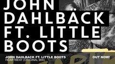John Dahlback ft. Little Boots – Heartbeat (Original Mix)  #EDM #MusicalFreedom