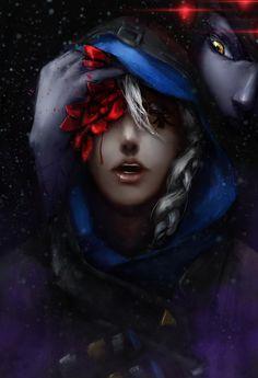 Overwatch, Ana & Widowmaker