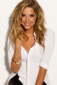 ashley benson. love her waves