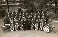 Horwich Band 1940's