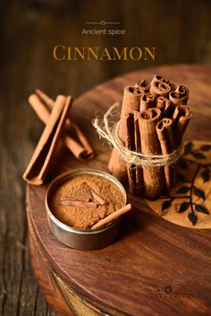Aromatic spices roasted to release the essential oils to make a spice blend - vangibhat powder. Dark Food Photography, Cinnamon Spice, Spices And Herbs, Spice Blends, Spice Mixes, Foodblogger, Spice Things Up, Indian Food Recipes, Food Art