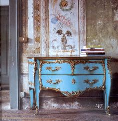 Louis XV Chest of Drawers Colors - Top and Best Italian Classic Furniture