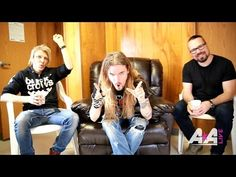 Apocalyptica Interview - May 22, 2015 - All Access Live - YouTube
