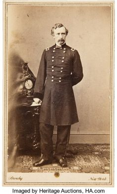 Autographs:Military Figures, George Armstrong Custer: An Autographed Brady Carte de Visite. Military Figures, Military Art, American Civil War, American History, Native American, George Custer, Battle Of Little Bighorn, George Armstrong, United States Military Academy