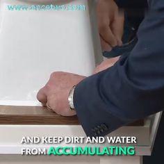Professional Self-Adhesive Caulk Strip - Home Maintenance