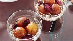 Gulab jamun (dumplings in rosewater syrup) recipe : SBS Food