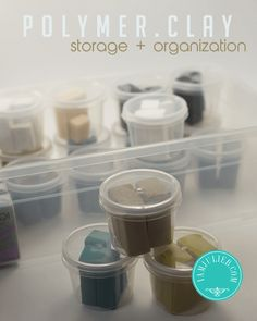 Storing Your Clay