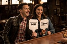 10 times jake and amy gave us relationship goals on 'brooklyn nine-nine' Brooklyn Nine Nine Funny, Brooklyn 9 9, Dramas, Jake And Amy, Maxon Schreave, Netflix, Jake Peralta, Terry Crews, Andy Samberg