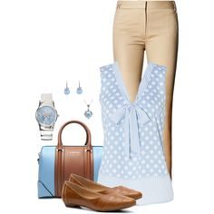 """""""Calm Summer"""" by glinwen on Polyvore"""