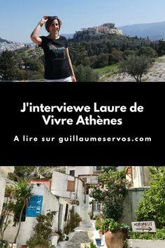 Découvre mon interview avec Laure, la co-fondatrice de Vivre Athènes. Au menu : son rapport au blogging, aux réseaux sociaux et au voyage. Pour cet épisode 31, je te présente Laure, co-fondatrice du site Vivre Athènes, un site destiné à tous ceux qui voyagent (ou ont envie de voyager) en Grèce.