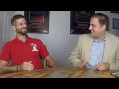 My talk show interview with a successful start up business owner
