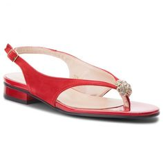 Sandály SAGAN - 3063 Czerwony Welur Furla, Shoes, Fashion, Moda, Zapatos, Shoes Outlet, Fashion Styles, Shoe, Footwear