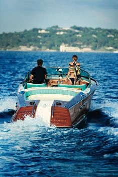 The style of a gentleman Riva Boat, Yacht Boat, Riva Yachts, Luxury Yachts, Chris Craft Wooden Boats, Le Mans, Wooden Speed Boats, Cruise Italy, Sailing Cruises
