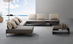 Coral Reef outdoor sofa - Fanuli Furniture