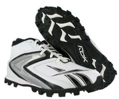 Reebok Men's Pro Ferocious AT Extra Wide Big Sizes -                     Price:              View Available Sizes & Colors (Prices May Vary)        Buy It Now      Lightweight and cushioned these shoes look nice, but with famous reebok cutting edge performance technology lurking on the inside, the NFL Pro Ferocious AT Football Cleats are...