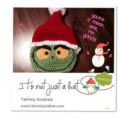 SnapWidget | Mr.Grinch. #crochet #crochethat #crochetpattern #free #freecrochet #knitting #cutecrochet #cute #kidswear #kidshat #winter #winterwear #hat #handmade #diy #baby #headband #yarn