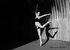 Urban Ballet, dancer is my cousin and photographer is my mom!!!