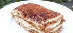 Abonett tiramisu – Fittenfinom Snack Recipes, Healthy Recipes, Snacks, Nutritious Meals, Tiramisu, Ethnic Recipes, Food, Yogurt, Snack Mix Recipes