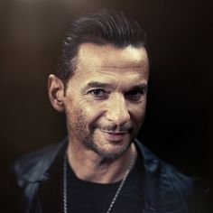 Dave Gahan (May 9, 1962) British singer, o.a. known from the band Depeche Mode.