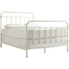 Classic Iron Bed under $300