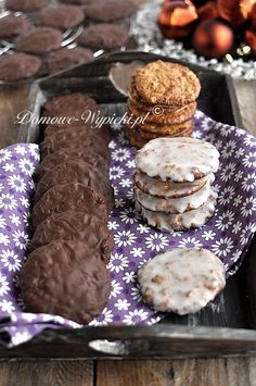 Nuremberg gingerbread cookies without flour Cheesecake Pops, Keto Recipes, Cake Recipes, Dessert Recipes, Cooking Recipes, Food Porn, Sweet Little Things, Christmas Baking, Christmas Recipes