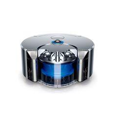 Dyson 360 Eye http://www.flooring-magazine.com/dyson-360-eye/
