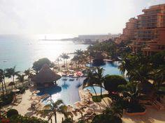 Amanecer en Cancún, México