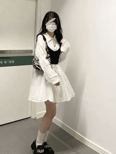 Kpop Outfits, Edgy Outfits, Korean Outfits, Girl Outfits, Cute Outfits, Fashion Outfits, Cute Fashion, Look Fashion, Teen Fashion