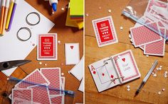 """""""52 Things I Love About You"""" Deck of Cards"""