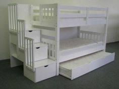 bunks. Awesome