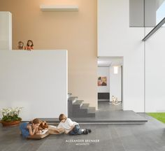 . . . Feeling at Home in our Houses – Alexander Brenner Architects