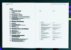 swiss book design - Google Search
