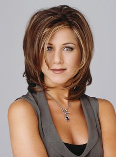11 of the Most Iconic Shag Haircuts of All Time - Jennifer Aniston from InStyle.com