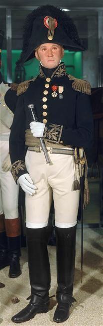 Général de Brigade en petite tenue de service, 1811
