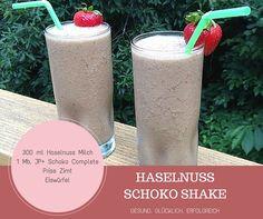 Juice PLUS+ Haselnuss Schoko Shake