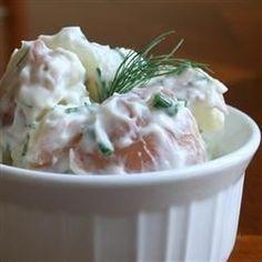 Moms Dill Potato Salad - Allrecipes.com