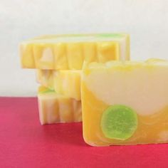 Cold Process - Pear Soap Recipe