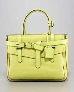 8764dd85dad Reed krakoff boxer tote phosphorus  1090 neimanmarcus.com Spring Bags, My  Style Bags,