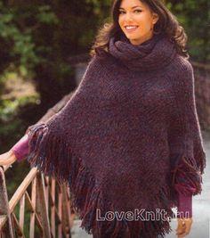 Fialové pončo a límec svorka část paprsků kabát paprsky