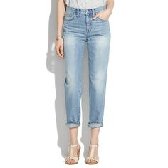 the perfect summer jean