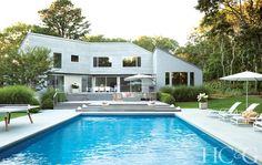 A Gut Renovation Gives Way to a Light-Filled Hamptons Oasis - Hamptons Cottages & Gardens - June 2017 - Hamptons