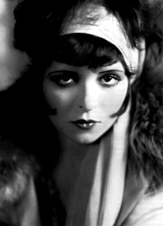 Eugene Robert Richee: Clara Bow, 1926