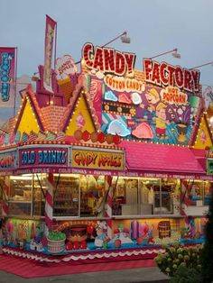 Photographic Print: Fair food vendor shacks, Indiana State Fair, Indianapolis, Indiana, by Anna Miller : Summer Aesthetic, Pink Aesthetic, Photo Wall Collage, Picture Wall, Anna Miller, Parc A Theme, Carnival Food, Carnival Wedding, Indiana State