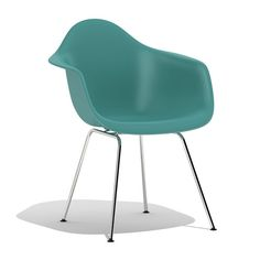 Vitra DAX Plastic Armchair. Available to buy along with Vitra's other designs @ www.ferriousonline.co.uk. All with free Mainland UK Delivery.