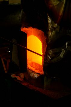 A glass Furnace