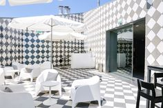 The elusive patio of the Casa da Música offers unprecedented view of one of Portugal's most beautiful cities. Come discover its hidden lounge! #TransatExpatExpert
