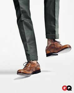 9. The Cuff vs. the Roll: An Existential Pants Question Finally Answered  Some guys are rolling when they should cuff, and vice versa. The rule:    • If the fabric is formal—wool suit pants, say—have a tailor cuff them