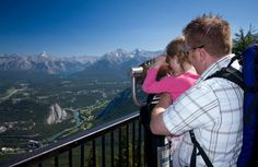 At the Banff Gondola, experience a stunning bird's eye view of six Canadian Rockies mountain ranges. Book today on the official page of the Banff Gondola! O Canada, Canada Travel, Sulphur Mountain, Adventure Center, Local Activities, Canadian Rockies, Banff National Park, Birds Eye View, Mountain View