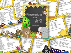 """<span itemprop=""""name"""">Fingerplays from A-Z</span>"""